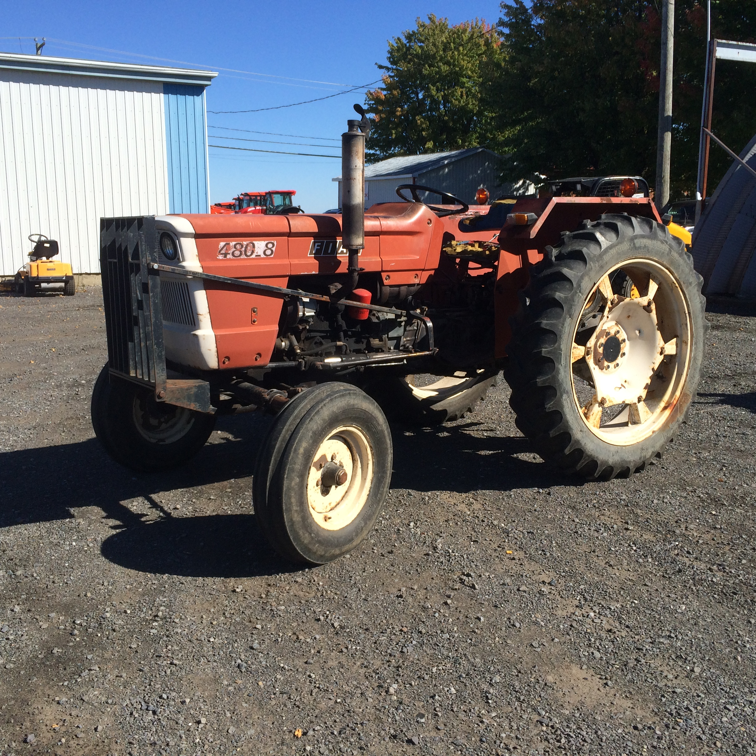 g tractor copy wrecking tractors australia w fiat product