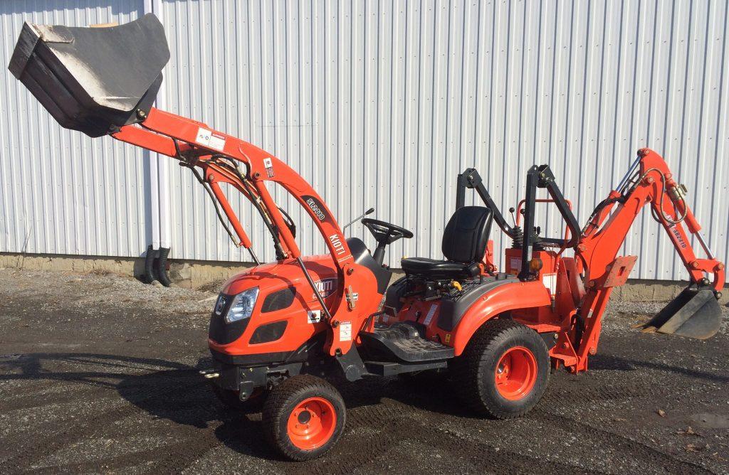 Kioti Cs2410 Sub Compact Tractor Garage J L Lefran 231 Ois