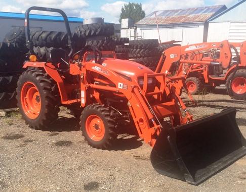 KIOTI DS3510 - Garage J L  Lefrançois - Used tractors and farm machinery